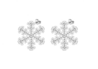 EZ010 Snowflake earrings 10mm.jpg