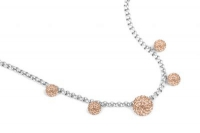 NLC0080 Peach 42cm necklace with extension chain.jpg